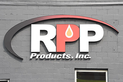 Harold Aughton/Butler Eagle: RPP opens new manufacturing business in East Butler Tuesday, September 15, 2020.