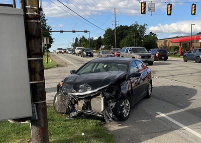 Route 8 trooper crash