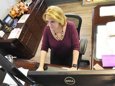 Harold Aughton/Butler Eagle: Wendy Bennett of Bennett Associates Wealth Management