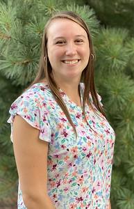 Krista Burdett, Knoch graduate, overcame rare pain disorder. Mike Kilroy photo. Put in LOC for Sept. 16