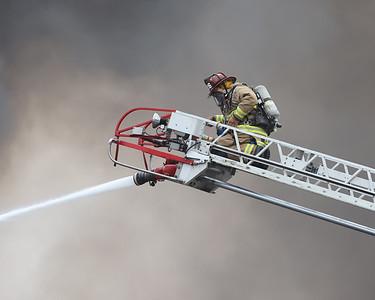 Hunter Truck Fire april 16, 2021 Seb Foltz/butler eagle