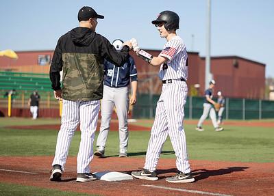 Moniteau vs Brookville Baseball
