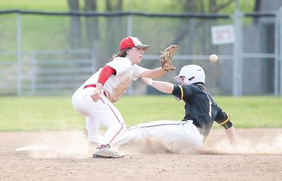 Slippery Rock vs Grove City Baseball