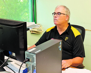 Sports Editor John Enrietto. Seb Foltz/Butler Eagle
