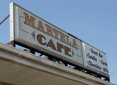 Martela Cafe on Mars Valencia Road  Julia Maruca / Butler Eagle