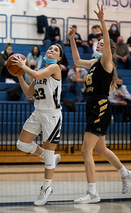 Butler vs North Allegheny Girls Basketball