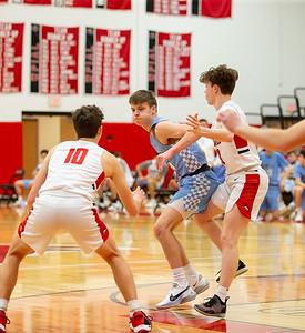 Seneca Valley vs Fox Chapel Boys Basketball