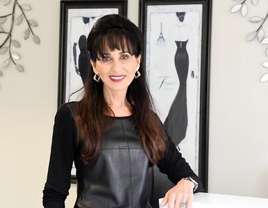 Linda McCarren, owner, Butler Beauty. Harold Aughton/Butler Eagle.
