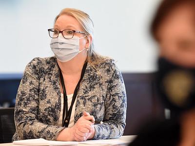 Heather Hess-Chatterjee, Caregiver Support Program Coordinator – Butler VA Health Care System Harold Aughton/Butler Eagle