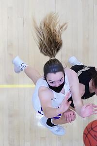 #1 McKenna Martin scores basket