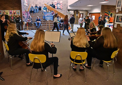 16533 BUTLER TWP INTERMEDIATE HS ART MUSIC SHOWCASE