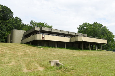 Moraine State Park is going to demolish the old restaurant on the North Shore near the marina. Harold Aughton/Butler Eagle