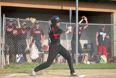 West Sunbury vs Karns City Baseball