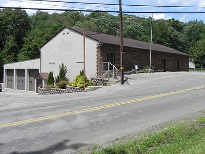 Former South Butler Fire Department