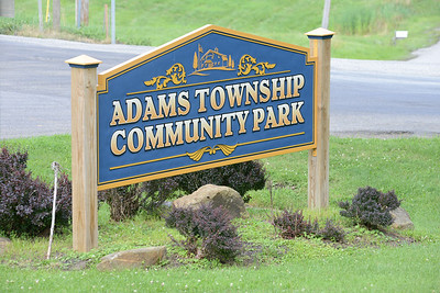 Adams Township Community Park, like other Butler County parks, has seen increased traffic at pavilions as visitors schedule gatherings this summer. Photo: Julia Maruca