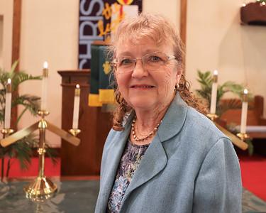 Rev. Mary Kitchen of East Butler and North Butler Presbyterian Church will be retiring June 13 after 30 years of service to the churches. Seb Foltz/Butler Eagle 05/28/21