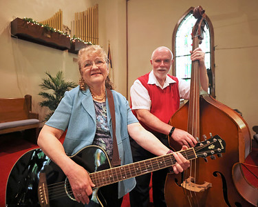 Mary and Allen Kitchen. Rev. Mary Kitchen of East Butler and North Butler Presbyterian Church will be retiring June 13 after 30 years of service to the churches. Seb Foltz/Butler Eagle 05/28/21