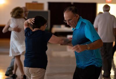 Dance Social at the Meridian Vets Club