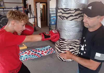 Wyatt wolfe-boxer