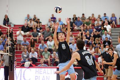 Seneca Valley vs North Allegheny PIAA 3A Boys Volleyball Semi-Finals