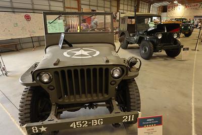 WWII era 1944 MB Jeep
