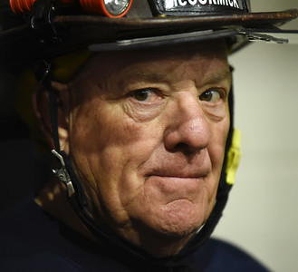 Adams Area Fire District, volunteer firefighter Gary McCormick, 72, of Mars has been a volunteer firefighter for nearly 60 years. Harold Aughton/Butler Eagle. Harold Aughton/Butler Eagle