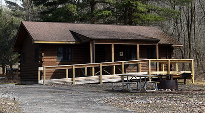 The cost to rent a cabin at Moraine State Park is set to increase. Harold Aughton/Butler Eagle