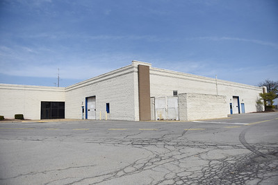 The Butler Health System is expected to move vaccination operations from Butler Memorial Hospital to the former automotive side of the old Sears at the Clearview Mall in Center Township. Pictured is the area taken on March 17, 2021.   Photo by Lauryn Halahurich/Butler Eagle