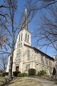 Covenant Presbyterian  Harold Aughton/Butler Eagle
