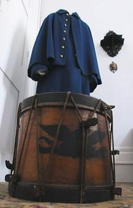 63493 Civil war stuff at Lowrie-Shaw house