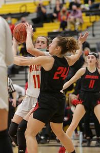 North Catholic vs Mohawk Girls Basketball