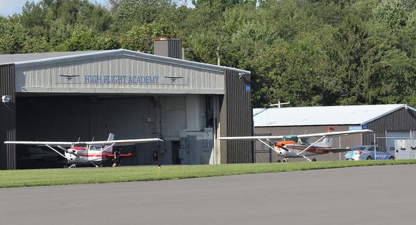 Flight school at Butler County Airport. Seb Foltz/Butler Eagle