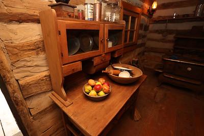 Cooper Cabin. Seb Foltz/Butler Eagle 05/08/21