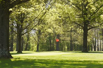 Saxony Golf. #9 Harold Aughton/Butler Eagle