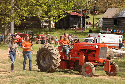 2021 Portersville Steam Show (spring). Seb Foltz/Butler Eagle 05/15/21