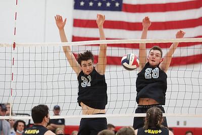 Seneca Valley vs North Allegheny Boys Volleyball WPIAL Finals