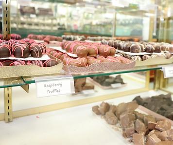 Peter's Chocolate Shoppe chocolates on West Jefferson St. Seb Foltz/Butler Eagle 09/14/21