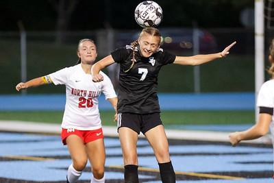 Seneca Valley vs North Hills Girls Soccer