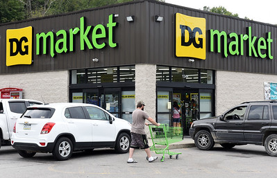 DG Market has taken over the former Dollar General Store in Chicora. The bargain retail store carries a variety of household goods, groceries as well as fresh produce and meats.  Harold Aughton/Butler Eagle