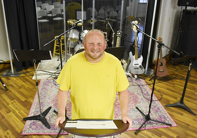 Jeff Smith is opening a new Church at 127 E. Cunningham St. called Church Experience. Harold Aughton/Butler Eagle