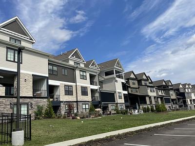 A new residential development along Route 228 in Seven Fields. Julia Maruca/Butler Eagle