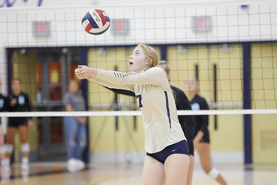 Butler vs Seneca Valley Girls Volleyball