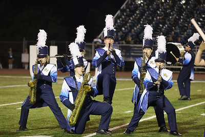 Mars Area band members perform  at the Butler County Band Festival Wednesday. Seb Foltz/Butler Eagle 09/29/21