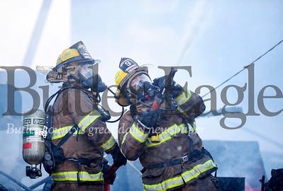 Fire in Fenelton