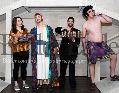 SING HOSANNA - JOSEPH AND THE TECHNICOLOR DREAMCOAT