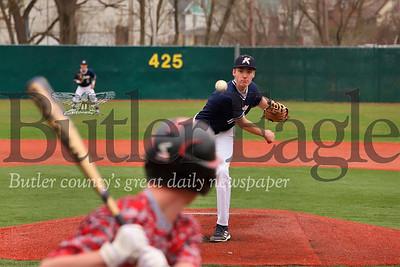 Knoch V Indiana, Knoch pitcher#8