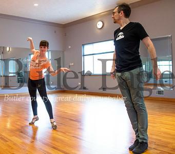 Amanda Gold - Dancing with Celebs