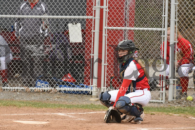 Slippery Rock Catcher #6 in loss to Hickory