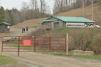 Switchback MX on Route 8 closed their gates Thursday following Roskovski indictments. (Roskovski fraud story). Seb Foltz/Butler Eagle
