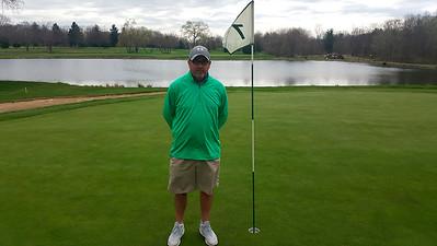 Scott Vice, golf